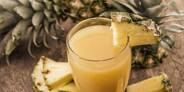 Health benefits of pineapple juice