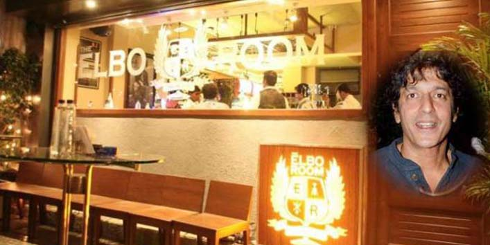 द एल्बो रूम, मालिकः चंकी पांडे