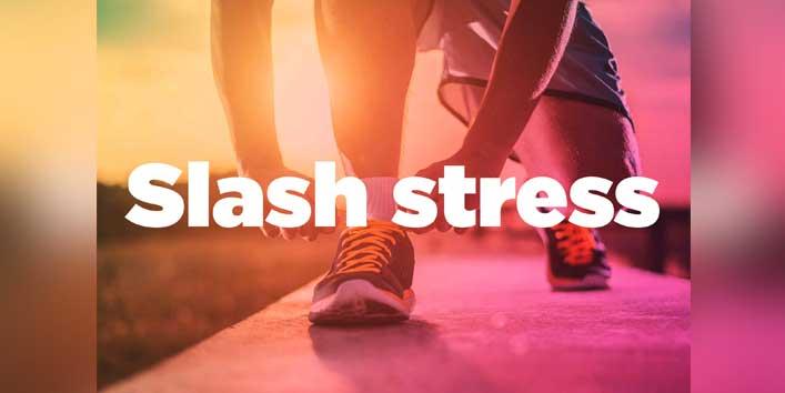 तनाव का दूर होना